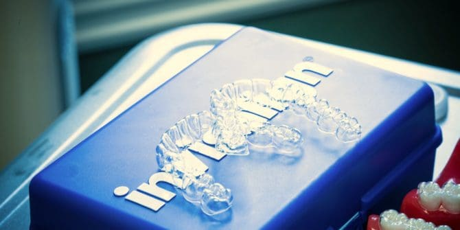 Damon Clear Invisalign Fergus Ortho 670x335 - Braces & Invisalign Treatment Options in Jonesboro Arkansas