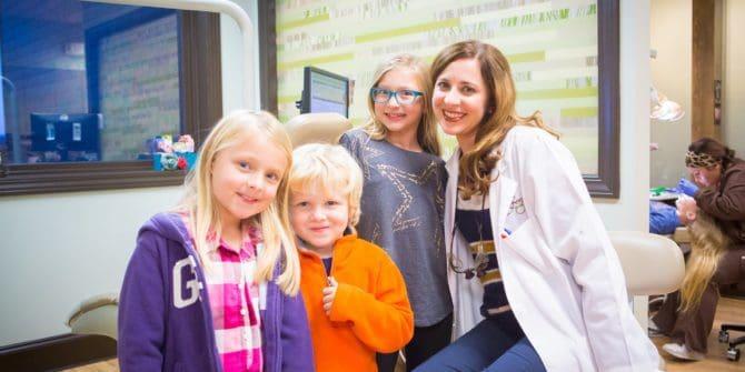 Fergus Orthodontics Jonesboro Arkansas Doctor Candids 31 670x335 - Lake City Orthodontics