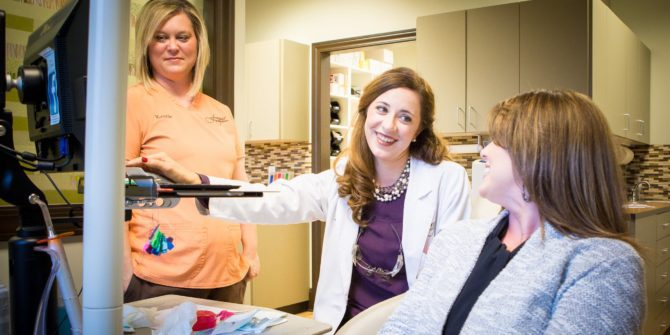 Fergus Orthodontics Jonesboro Arkansas Doctor Candids 62 670x335 - Meet Dr. Kelly-Gwynne Fergus