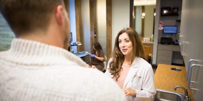 Fergus Orthodontics Jonesboro Arkansas Doctor Candids 73 670x335 - Paragould Orthodontics