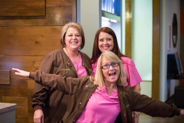 Fergus Orthodontics Jonesboro Arkansas Teams Candids 1 600x400 - Meet Our Team!