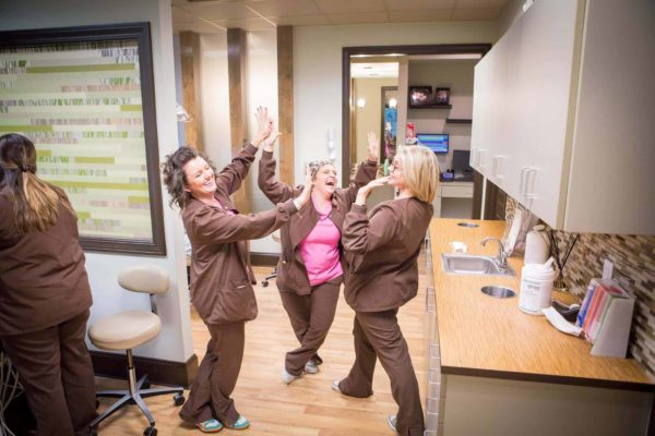 Fergus Orthodontics Jonesboro Arkansas Teams Candids 10 600x400 - Meet Our Team!