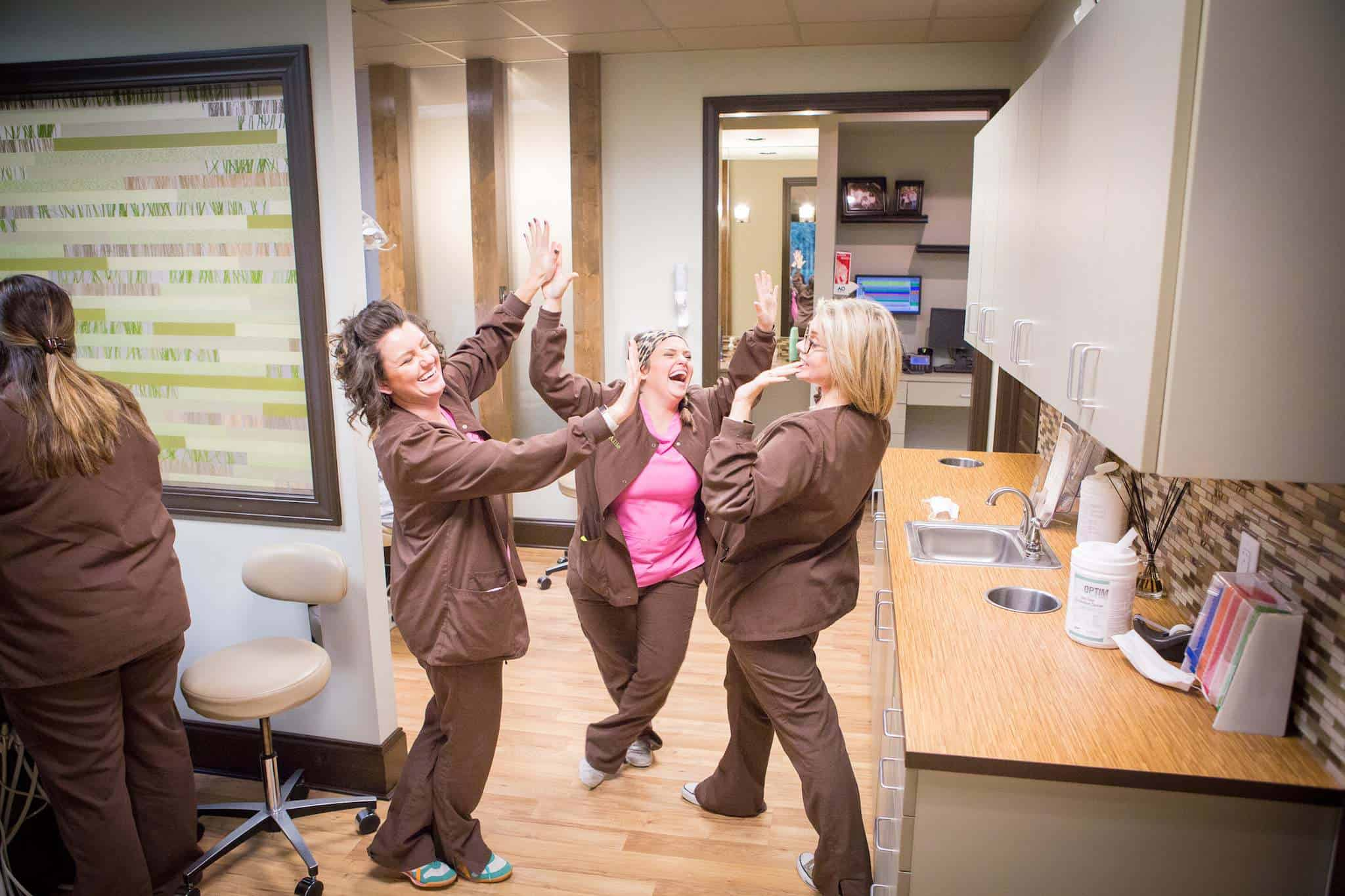 Fergus Orthodontics Jonesboro Arkansas Teams Candids 10 - Jonesboro Braces & Invisalign