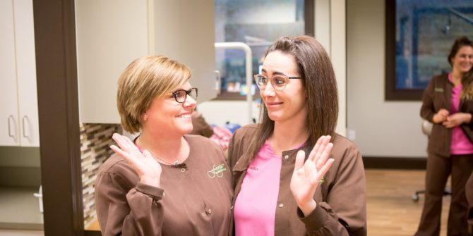 Fergus Orthodontics Jonesboro Arkansas Teams Candids 27 670x335 - Meet Your Orthodontic Team