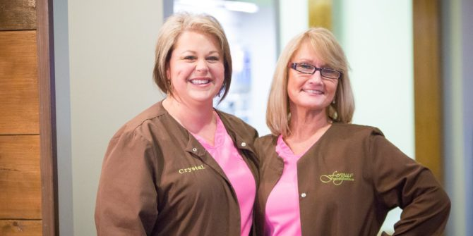 Fergus Orthodontics Jonesboro Arkansas Teams Candids 3 670x335 - We Love The Jonesboro Community