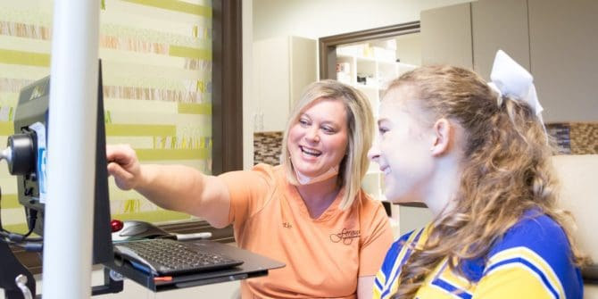 Fergus Orthodontics Jonesboro Arkansas Teams Candids 37 670x335 - We Love Doing Braces in Jonesboro