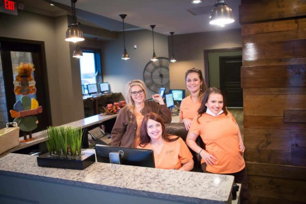Fergus Orthodontics Jonesboro Arkansas Teams Candids 49 600x400 - Meet Our Team!