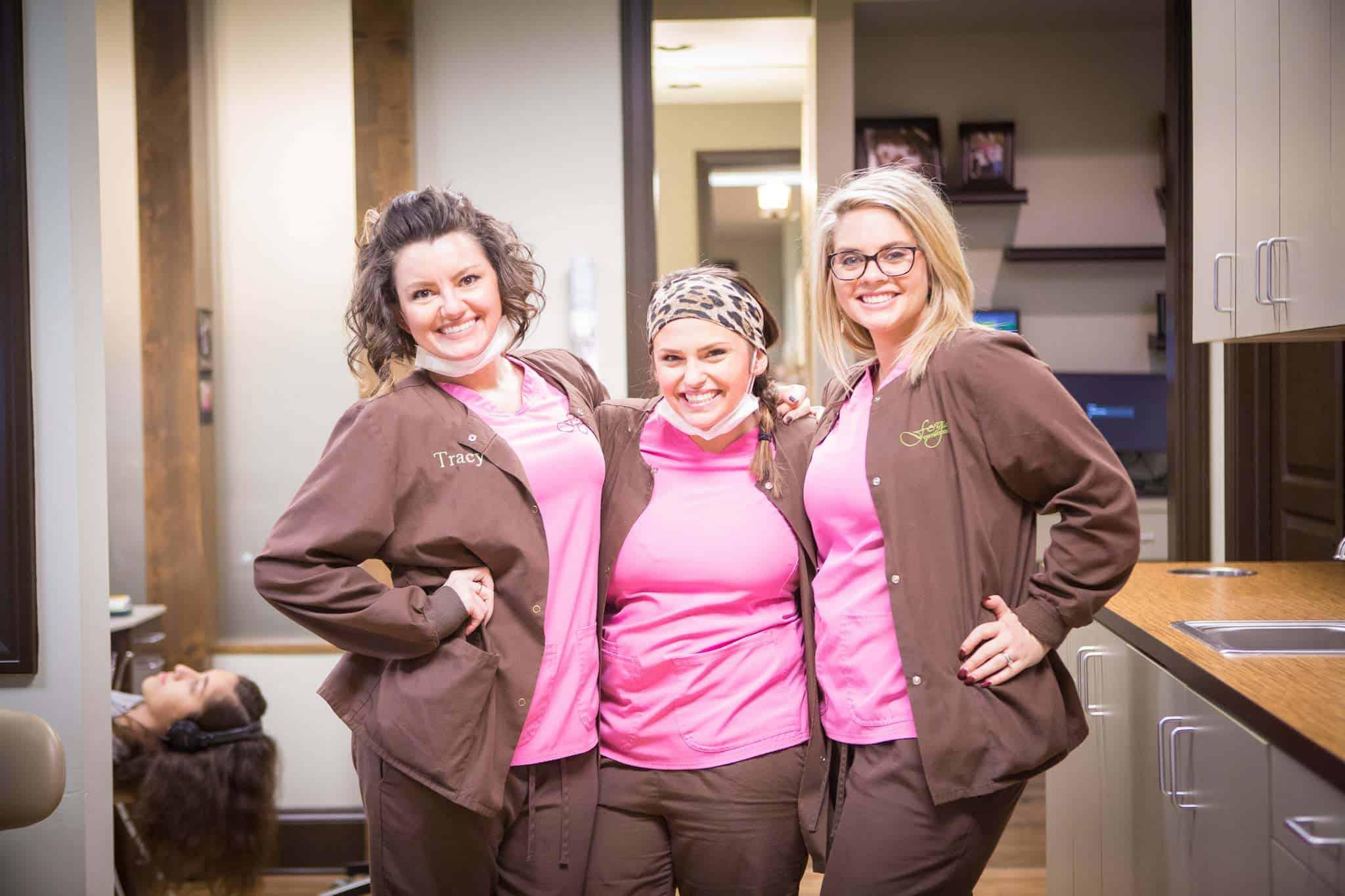 Fergus Orthodontics Jonesboro Arkansas Teams Candids 5 - Meet Your Orthodontic Team