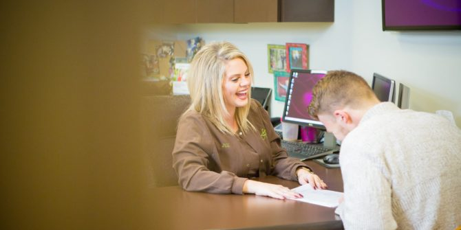 Fergus Orthodontics Jonesboro Arkansas Teams Candids 55 670x335 - Meet Your Orthodontic Team