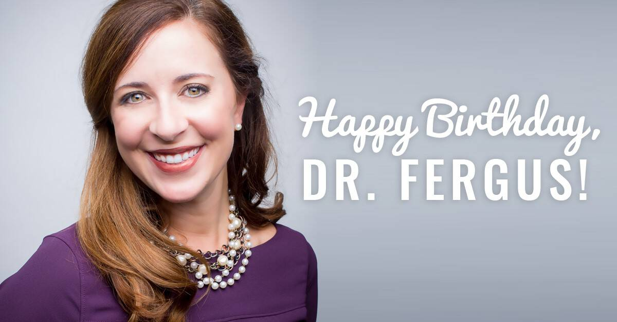 62420383 2414018275308047 2191564198733938688 o - Happy Birthday, Dr. Fergus!